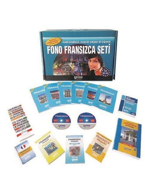 Fransızca Seti (13 Kitap + 6 CD).pdf
