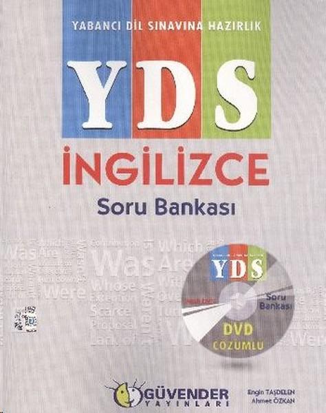 YDS İngilizce Soru Bankası (DVD Çözümlü).pdf