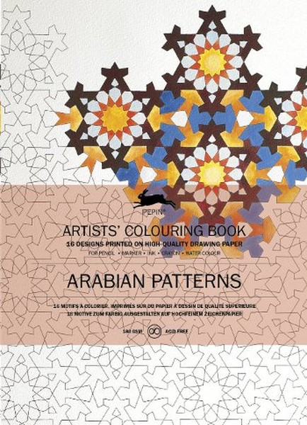 Arabian Patterns: Artists Colouring Book.pdf