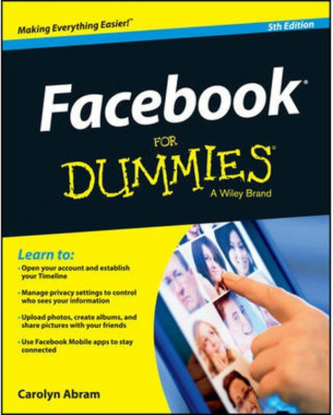 Facebook For Dummies, 5th Edition.pdf