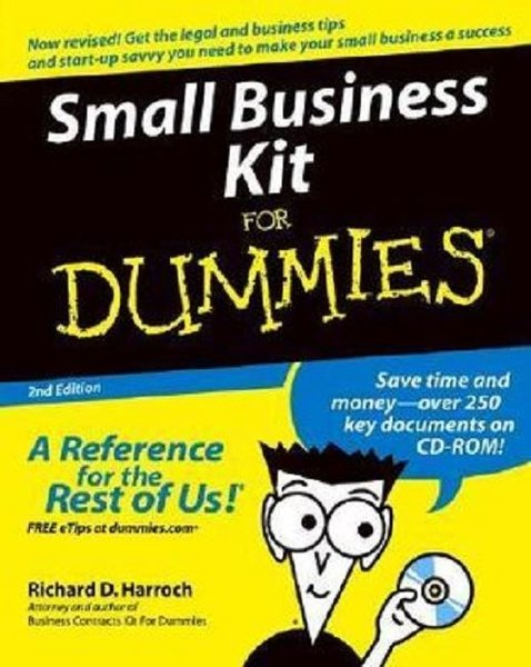 Small Business Kit For Dummies, 2nd Edition, & Small Business Taxes For Dummies