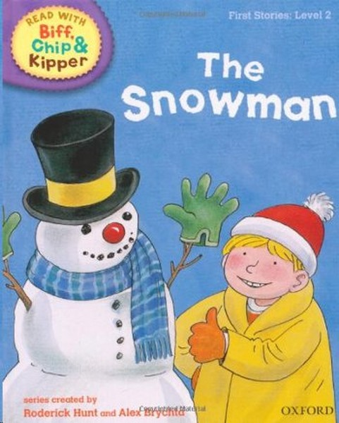 ORT Read With Biff, Chip and Kipper FIRST STORIES Level 2 The Snowman.pdf