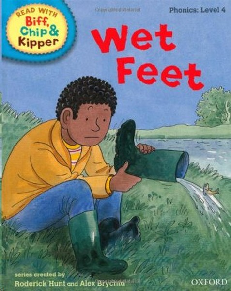 ORT Read With Biff, Chip and Kipper PHONICS Level 4 Wet Feet.pdf