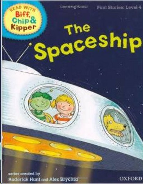 ORT Read With Biff, Chip and Kipper FIRST STORIES Level 4 The Spaceship.pdf