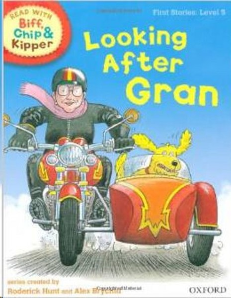 ORT Read With Biff, Chip and Kipper FIRST STORIES Level 5 Looking After Gran.pdf