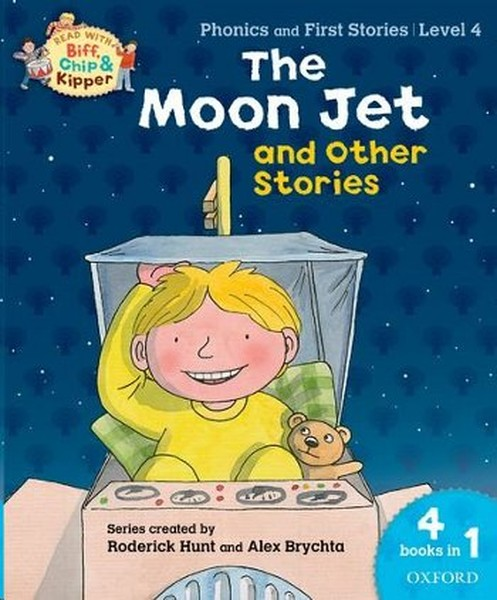 Oxford Reading Tree Read With Biff, Chip, and Kipper: Level 4 Moonjet.pdf