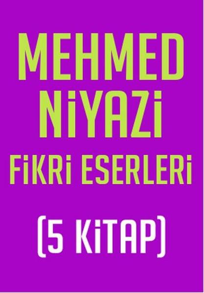 Mehmed Niyazi Fikri Eserleri Seti (5 Kitap).pdf