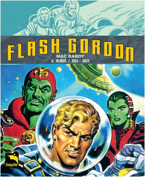 Flash Gordon 2. Albüm 1951 - 1954