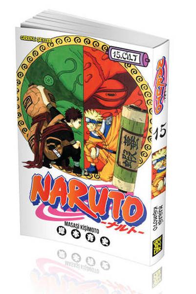 Naruto 15 . Cilt - Narutonun Ninja Tekniği Defteri.pdf