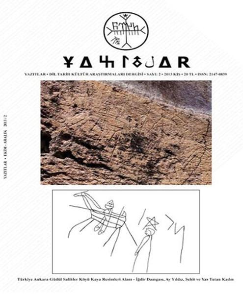 Yazıtlar - Dil Tarih Araştırmaları Dergisi Sayı:2.pdf