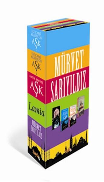Mürvet Sarıyıldız Set - 4 Kitap.pdf