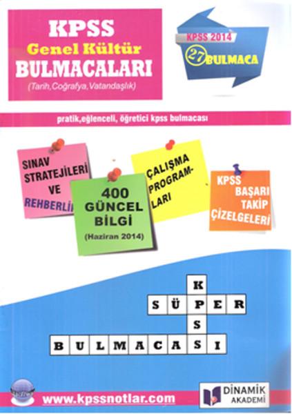 Dinamik Akademi KPSS Genel Kültür Bulmacaları 2014.pdf