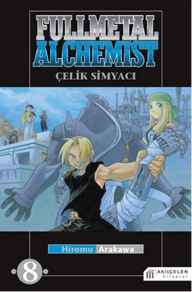 Fullmetal Alchemist - Çelik Simyacı 8.pdf