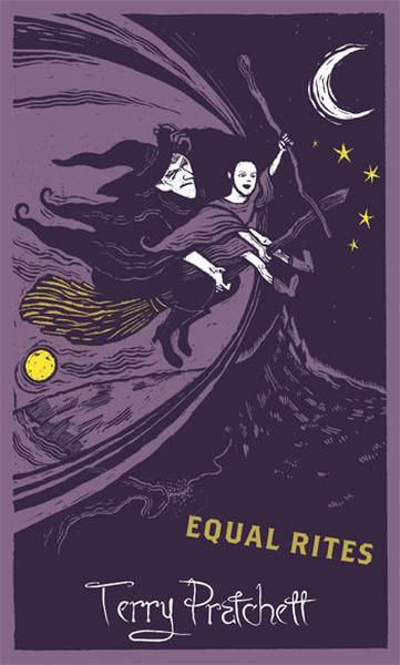 Equal Rites: Discworld: The Witches Collection.pdf