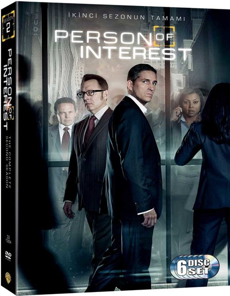 Person Of Interest Season 2