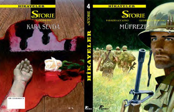 Le Storie Hikayeler 4 - Kara Sevda - Müfreze.pdf