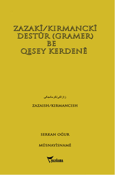 Zazaki - Kırmancki Destur - Gramer Be Quesey Kerdene.pdf