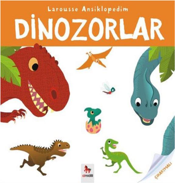 Larousse Ansiklopedim - Dinozorlar.pdf