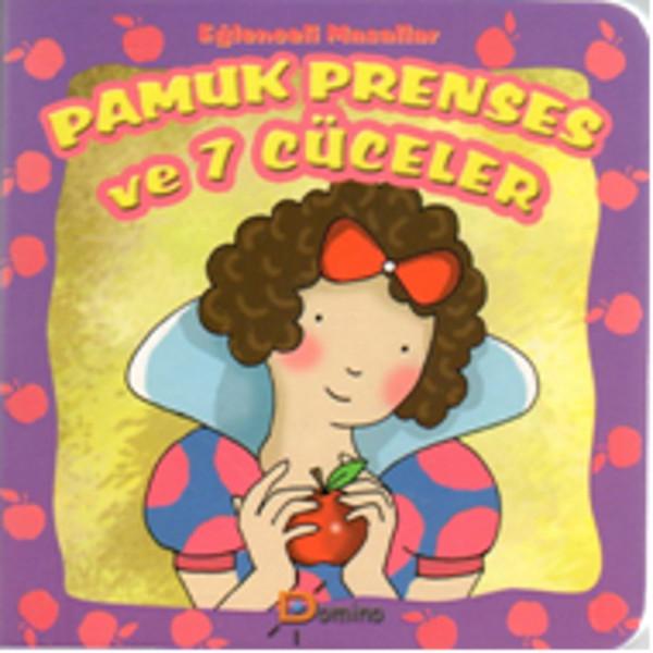 Eğlenceli Masallar - Pamuk Prenses ve 7 Cüceler.pdf