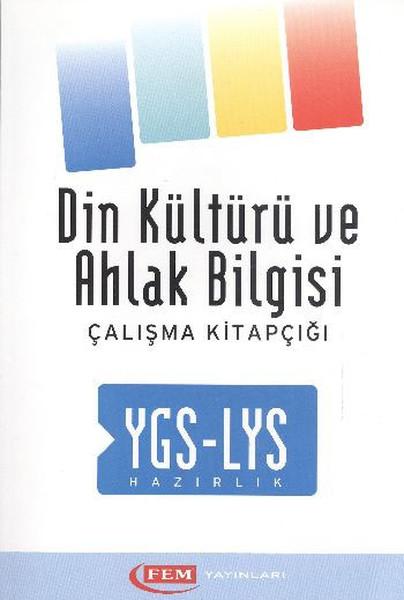 Fem YGS - LYS Din Kültürü Ve Ahlak Bilgisi Çalışma Kitabı.pdf