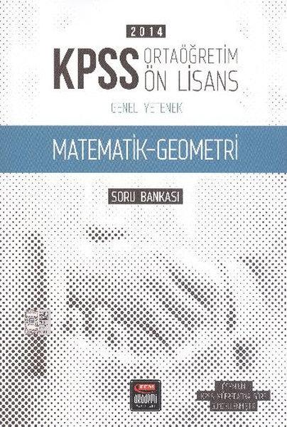 Fem Akademi KPSS Genel Yetenek Matematik-Geometri Soru Bankası / Orta Öğr. - Ön Lisans.pdf