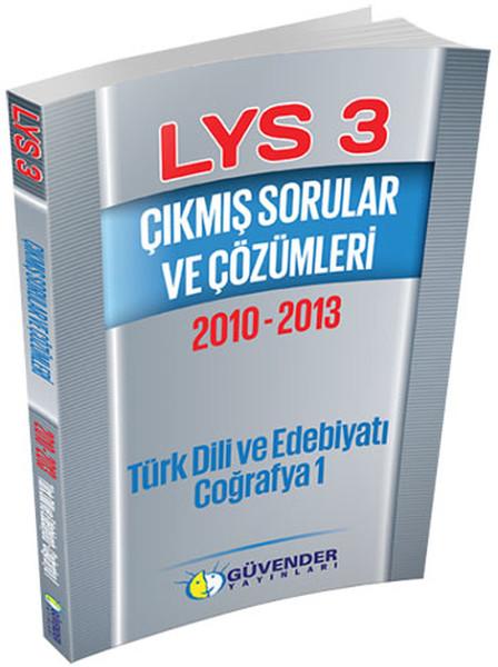 Güvender LYS 3 Çıkmış Sorular ve Çözümleri 2010-2013  Edebiyat-Coğrafya1.pdf