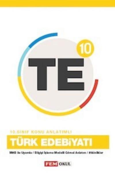 Fem 10. Sınıf Türk Edebiyatı Konu Anlatım.pdf