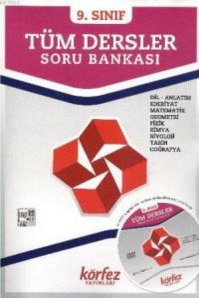 Körfez 9 Sınıf Tüm Dersler Soru Bankası Çözüm Dvdli.pdf