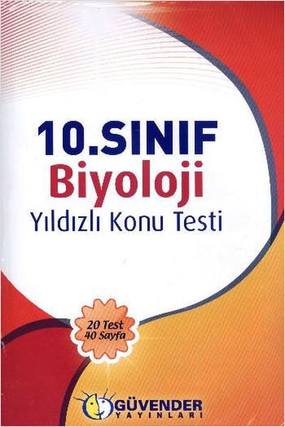 Güvender 10 Sınıf Biyoloji Poşet Test 20 Test.pdf