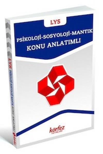 Körfez LYS Sosyoloji-Mantık-Psikoloji Konu Anlatımı.pdf