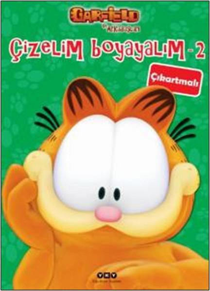 Çizelim Boyayalım 2 - Garfield ile Arkadaşları.pdf