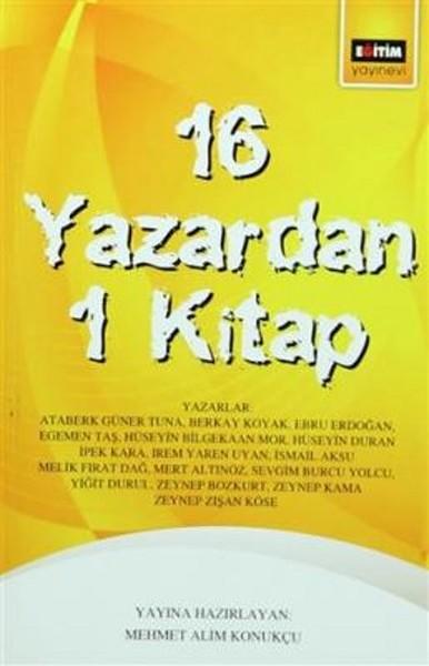 16 Yazardan 1 Kitap.pdf