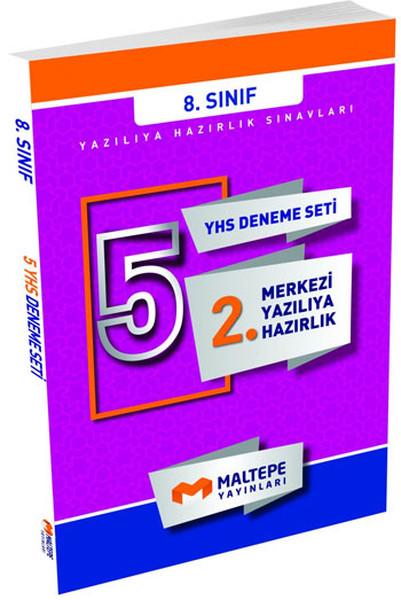 Maltepe 8. Sınıf 5 YHS Deneme Seti (2. Merkezi Yazılıya Hazırlık).pdf