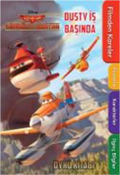 Disney Uçaklar 2 Dusty İş Başında Öykü Kitabı.pdf