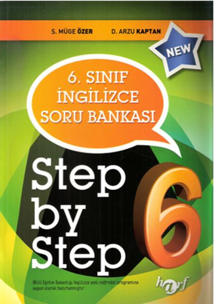 Harf Step By Step 6.Sınıf English Soru Bankası.pdf