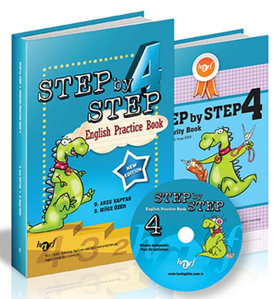 Harf Step By Step 4.Sınıf English Pratıce Book Cd İnside.pdf