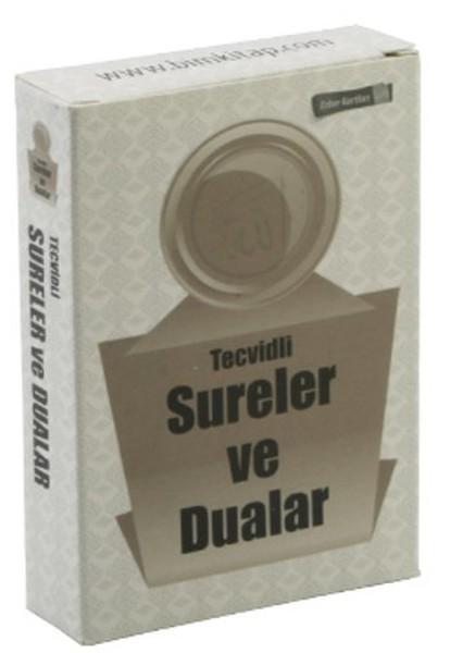 Tecvidli Sureler ve Dualar.pdf