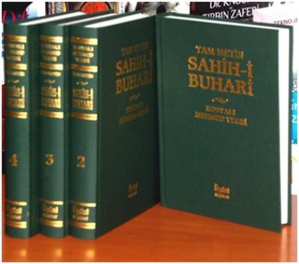 Sahih-i Buhari Tam Metinli - 4 Cilt.pdf