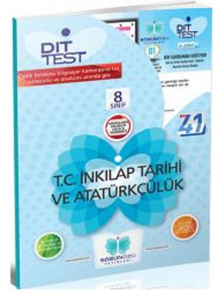 Sözün Özü  8.Sınıf T.C. İnkılap Tarihi ve Atatürkçülük Dıt Test ( 41 adet ).pdf