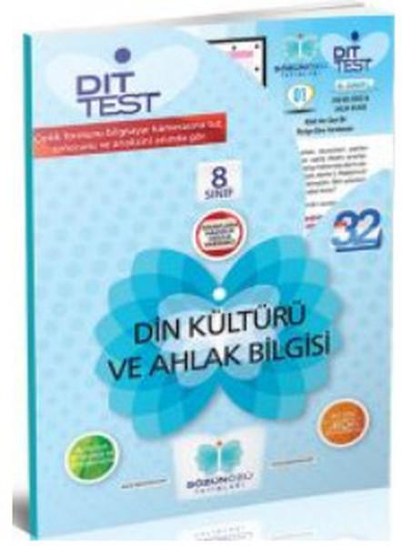 Sözün Özü  8.Sınıf Din Kültürü Ve Ahlak Bilgisi  Dıt Test (32 Adet ).pdf