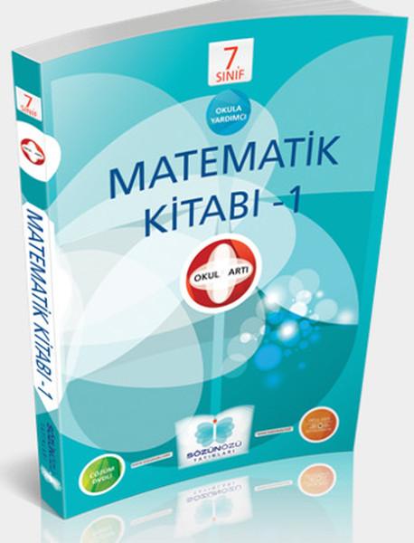 Sözün Özü  7.Sınıf Okul Artı Kitabı Matematik + Çözüm DVDli.pdf