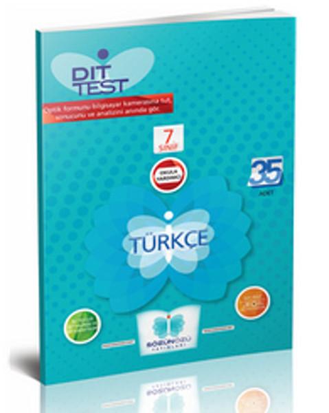 Sözün Özü  7.Sınıf Türkçe Dıt Test ( 35 Adet ).pdf