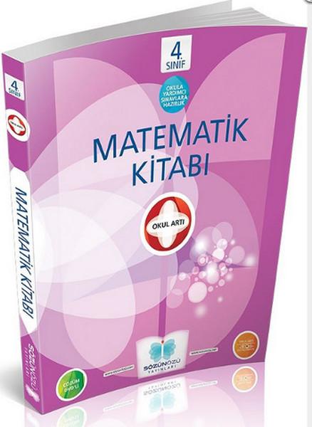 Sözün Özü  4.Sınıf Okul Artı Kitabı Matematik + Çözüm DVDli.pdf