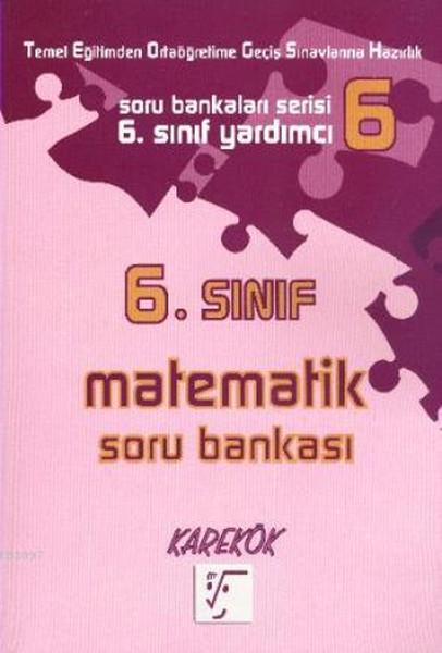 Karekök 6. Sınıf Matematik Soru Bankası.pdf