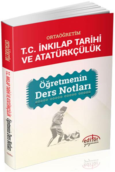 Ortaöğretim T.C İnkılap Tarihi ve Atatürkçülük İöğretmenin Ders Notları.pdf