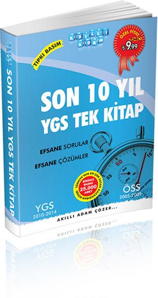 Akıllı Adam Son 10 Yıl YGS Tek Kitap.pdf