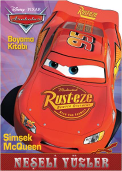 Disney Neşeli Yüzler - Arabalar - Öykülü Boyama.pdf