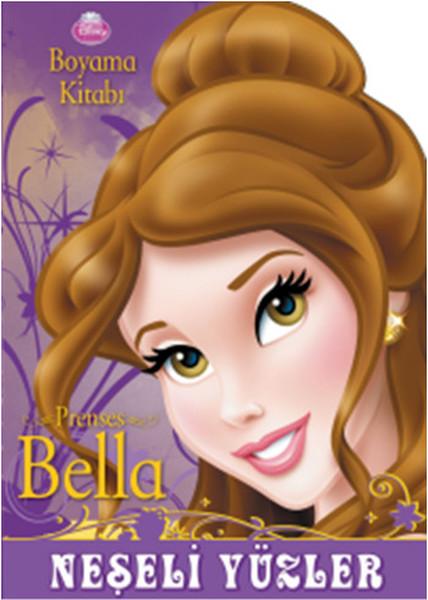 Disney Neşeli Yüzler - Prenses Bella Boyama Kitabı.pdf
