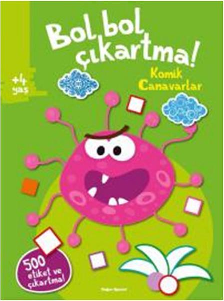 Bol Bol Çıkartma - Komik Canavarlar.pdf
