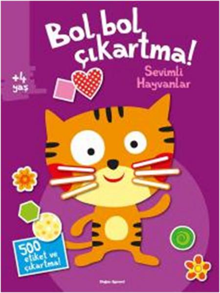 Bol Bol Çıkartma - Sevimli Hayvanlar.pdf
